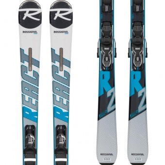 Rossignol React R2 2020 + Xpress 10
