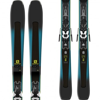 Salomon XDR 84 Ti Demo Skis 2019
